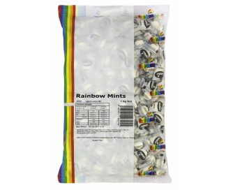 Wrapped Mints 1kg