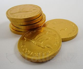 Chocolate $2 Coins - 1kg