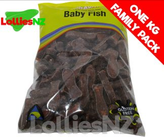 Baby Choc Fish - 1kg