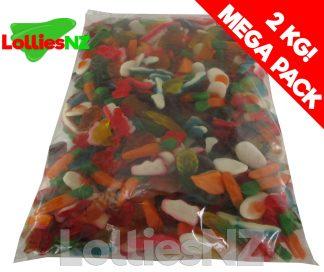 Mixed Gummis - 2kg
