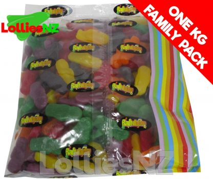 Jelly Babies - 1kg