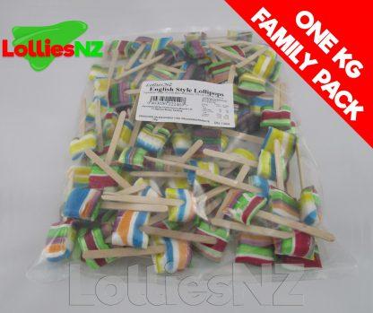 Olde English Lollipops 1kg
