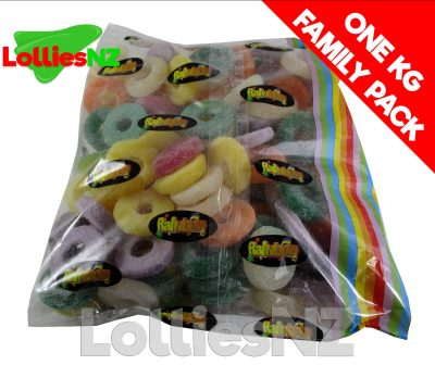 Fruit Rings - 1kg