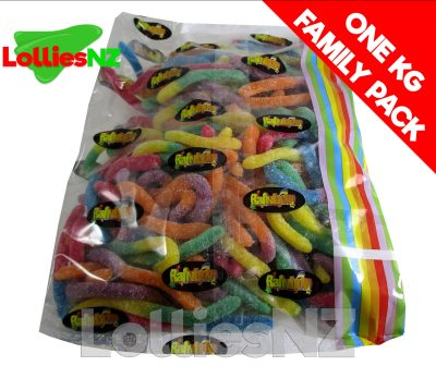 Sour Gloworms - 1kg