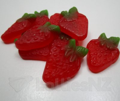 Sour Strawberries - 265 count