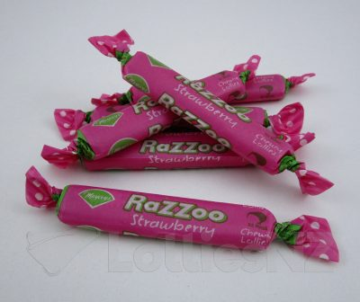 Strawberry Razzoo 200pk