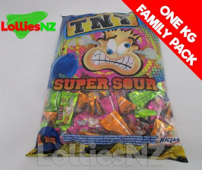TNT Sour Chews 1kg