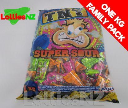 TNT Sour Chews 1kg