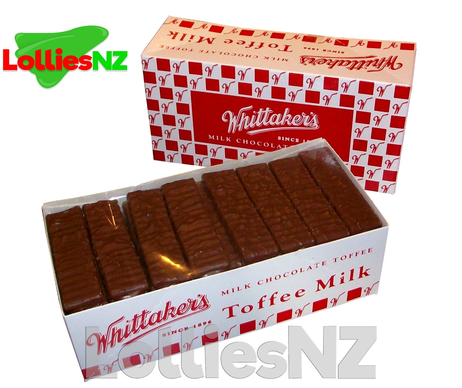 Toffee Milk - 72 Bars
