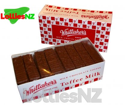 Toffee Milk - 72 Bars