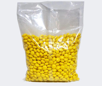 Yellow Choc Buttons