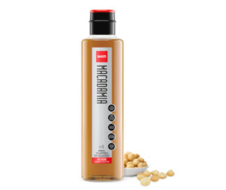 Macadamia Syrup 1L - Shott