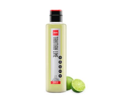 Tahitian Lime Syrup 1L - Shott