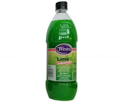 Sugar Free Lime Milkshake 1L - Wests