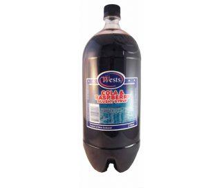 Cola & Raspberry Slushy Syrup 2L