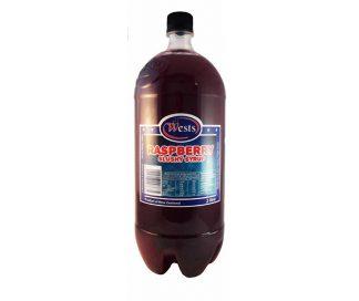 Raspberry Slushy Syrup 2L - Wests