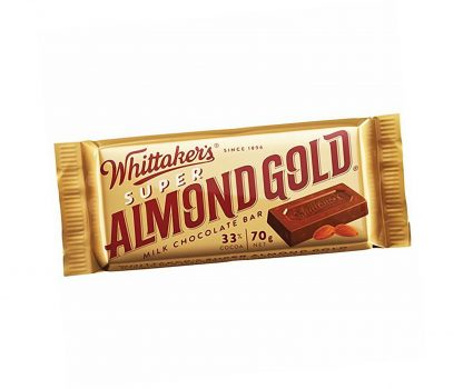 Whittaker's Almond Gold - Bulk 30 x 70gm