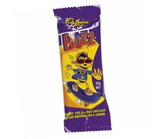 Cadbury Buzz Chocolate Bar 20gm
