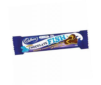 Cadbury Chocolate Fish