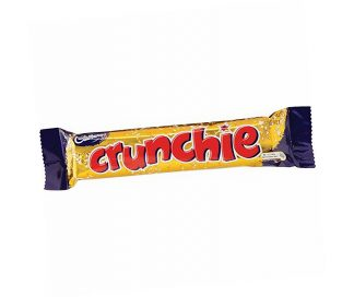 Crunchie Chocolate Bar 50gm