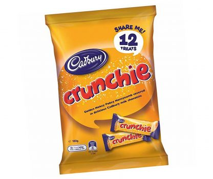 Cadbury Crunchie Sharepack- 180gm