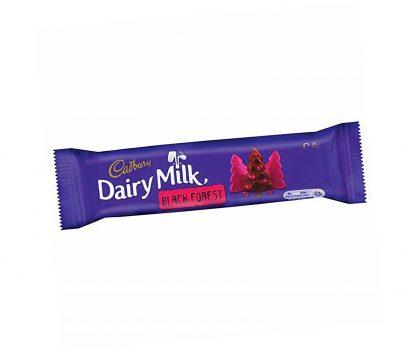 Dairy Milk Black Forest Bar - Bulk 42 x 45gm