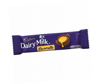 Dairy Milk Caramello Bar - Bulk 42 x 55gm