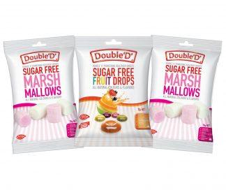 Double D Sugar-Free 70gm - Pick 3!