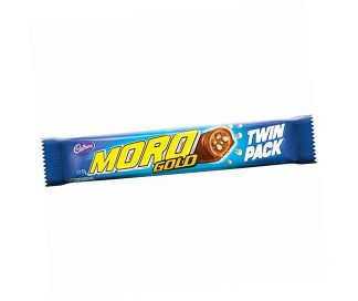 Moro Bar Gold Twin Pack - Bulk 35 x 77gm