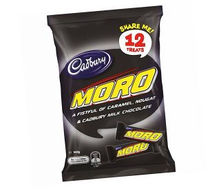 Moro Bar Share Pack - 180gm