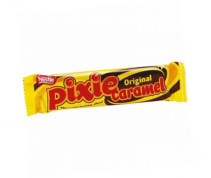 Pixie Caramel Chocolate Bar - Bulk 48 x 50gm