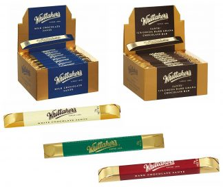 Whittaker's Sante Chocolate Bars Wrapped - Bulk 48 x 25gm