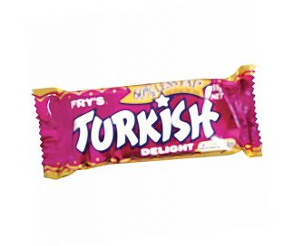 Turkish Delight Bar - Bulk 32 x 55gm