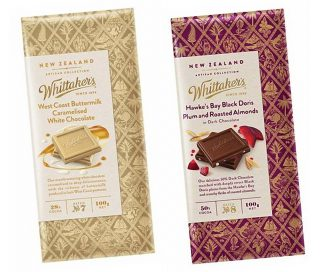 Whittaker's Artisan Chocolate 100gm
