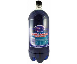 Blue Lagoon Slushy Syrup 2L