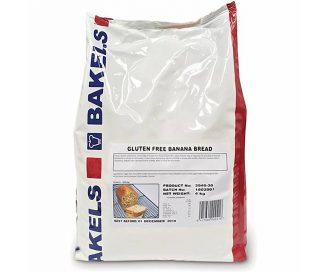 Bakels GF Banana Bread Mix 4KG