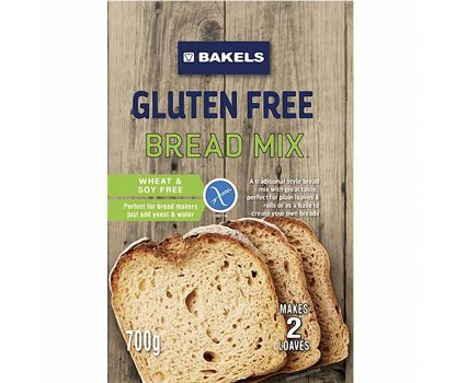 Bakels GF Bread Mix 700gm