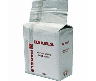 Bakels Instant Yeast 500gm