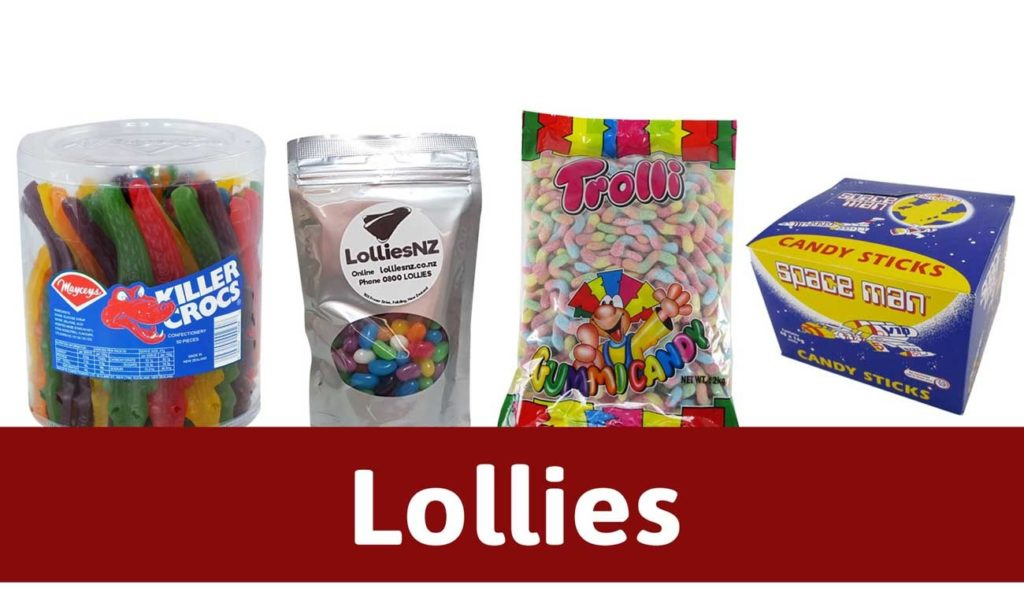 LolliesNZ sweets and confectionery