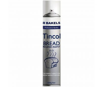Bakels Tincol Bread Release Agent 500gm