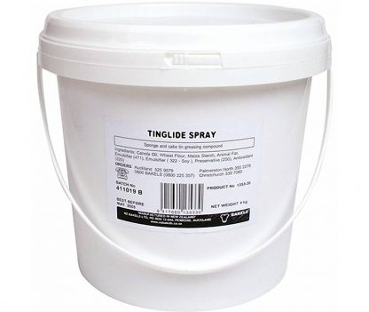 Tinglide Cooking Spray 4KG