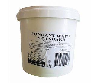 Bakels White Fondant 6KG
