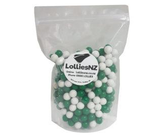 Choc-Peppermint Balls