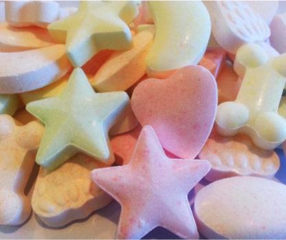 Heart Rock Candy