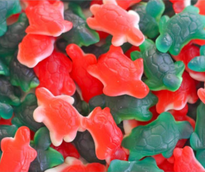 Gummy Turtles