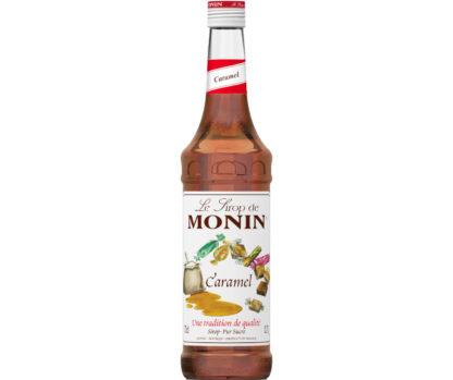 Monin Natural Caramel Syrup 1L