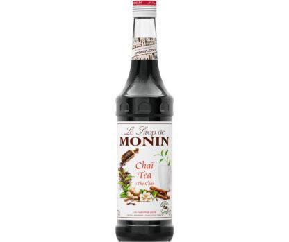 Monin Chai Tea Syrup 1L