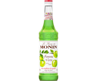 Monin Natural Green Apple Syrup 700ML