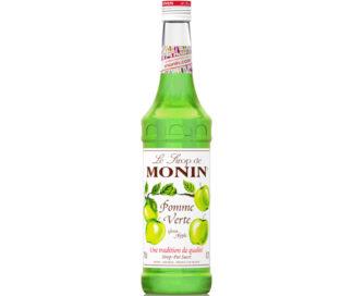 Monin Natural Green Apple Syrup 700ML