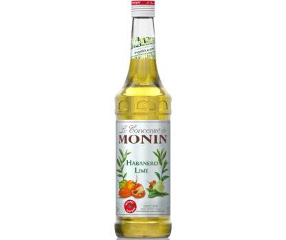 Monin Habanero Lime Syrup 700ML